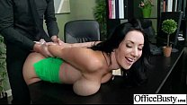 (jayden jaymes) Big Tits Horny Office Girl In Sex Tape clip-19