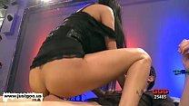 Asian babe with big tits gets banged Vorschaubild