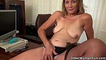 Screenshot American milf J ayden lets you enjoy her butte enjoy her butterf
