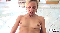 Povbitch Horny milf blonde suck cock until cum ...