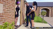 Brazzers - Real Wife Stories - Jasmine James Sk...