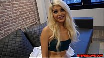 Petite Stepsis Give Up Her Tight Teen Pussy To Perv Brother In POV