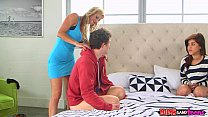 Moms Bang Teen  - Mom catches couple Image
