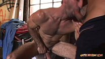 Two Sexy Studs Suck Each Other's Dicks
