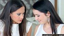 My First Lesbian Experience Kittina Cox & Shrima Malati - LesbianCums.com