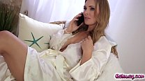 Tanya Tate licking Skylar Madisons cute nipples