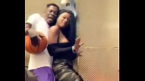 Shatta wale and Efia Odo fucking in his studio