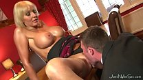 Wedding Day Cheating Wife get all horny when sh...
