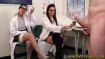 Cfnm fetish doctor babes