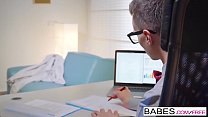 Babes - Office Obsession - Employee Of The Month  starring  Karol Lilien and Charlie Dean clip thumbnail