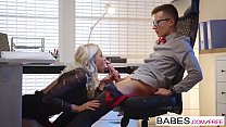 Babes - Office Obsession - Employee Of The Month  starring  Karol Lilien and Charlie Dean clip ภาพขนาดย่อ