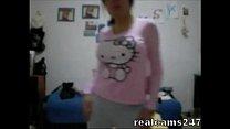 Teen With Big Boobs On Webcam