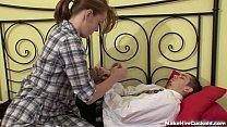 Make Him Cuckold - A fucking cuckold lesson Maggies teen-porn