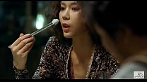 Sexy Korean Kim si-woon is happy in the movie I...