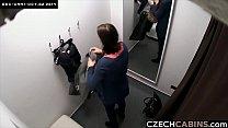 Teen Busty Girl Caught by Hidden Cameras thumbnail