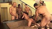 Kumalott - 5 BBC Takes on Big Tits Latina Babe