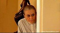 Lesbian Orgy From Comedy TV Series Parody pornhub video
