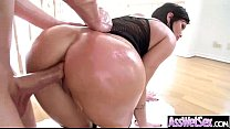 Anal Sex Tape With Big Oiled Wet Butt Girl (shay fox) movie-25