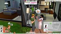 The Sims 4 A VIDA DO WSS COM MUITO SEXO VENHAM VER VCS VAM GOSTAR