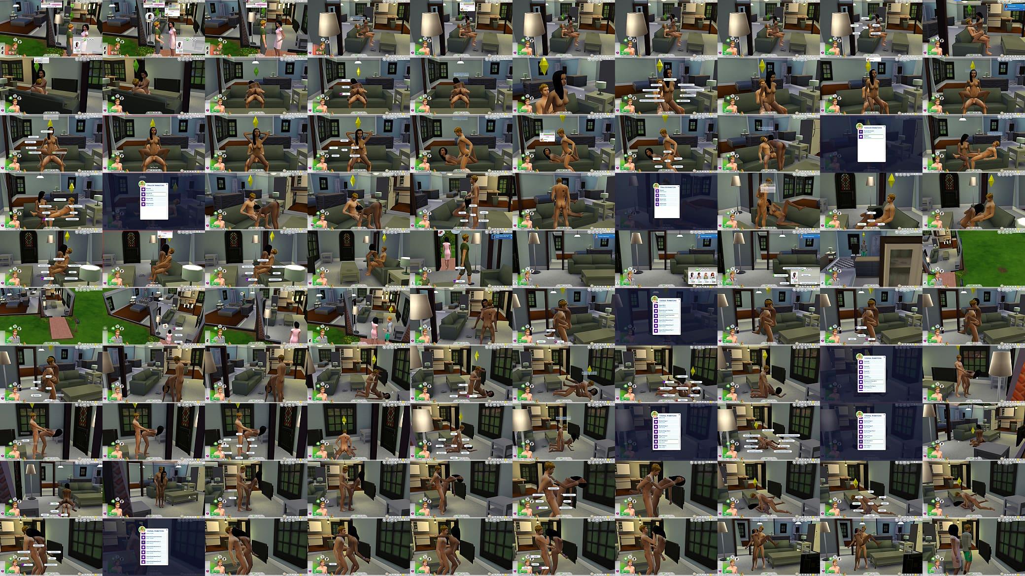 Actrices Porno Los Sims4 the sims 4 a vida do wss com muito sexo venham ver vcs vam