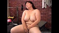 Beautiful big tits asian BBW preview image