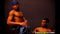 Massive Anal Fucking with Ghetto Gay Monster Cock