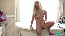 FUCKED MY TEEN dirty STEPDAUGHTER - FULL SCENE on http://KinkyFuckmily.com