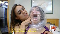 Control Air and s. Punishment Girl on Girl - BDSM