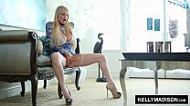13476 KELLY MADISON - Blue Lingerie Seduces Her Man preview