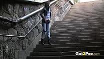 Compilation of pee fail scenes from got2pee » Nakedsportsmen thumbnail