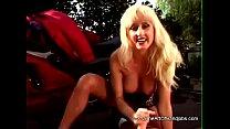 Blonde MILF Give Her Man A Handjob Session pornhub video