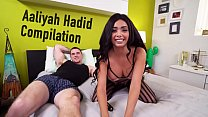 BANGBROS - The Aaliyah Hadid Compilation: Watch Now!