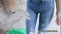 broke blonde spinner blows dick - charity crawford sleeping thumbnail