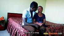 Real Ghana couple homemade sex tape