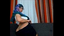 7156 Muslim Girl Very Sexy Very Horny Teasing Stripping Dancing Sex Hijab Arabian Jilbab preview