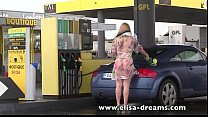 Nude in public under my transparent raincoat tumblr xxx video