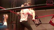 Soraya Wells Y Amador Xtrem En El Salón Erótico De Murcia 2015 thumbnail
