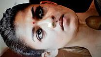 Thick cum Shot to actress nayanthara 2