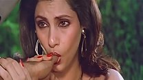 Sexy Indian Actress Dimple Kapadia Sucking Thumb lustfully Like Cock Vorschaubild