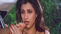 Sexy Indian Actress Dimple Kapadia Sucking Thumb lustfully Like Cock image