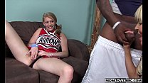 tubsgalore - allie james shares a bbc with her mom erica lauren thumbnail