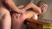 Busty brit sub dominated and made to squirt Vorschaubild