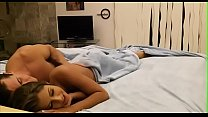 Insatiable legal age teenager got drilled