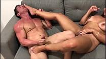 Amateur Porno de Tarado Licking the Feet Of The Naughty Blonde And Masturbating Until She Comes While Ninfeta Releases The Best Amateur Site - Access PornoCarioca.com