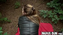 (Misha Cross) - Misha Cross Gets a Massive Facial - Public Pick Ups