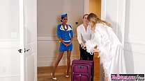 Twistys - A Very Sexy Stop Over - (Britney Amber, Katya Rodriguez)