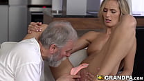 Slim young stunner passionately plowed by vigor...'s Thumb