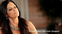 YouPorn - Moms Teach Sex StepMom turns study time into fuck time thumbnail