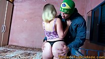 He ate his cousin rabuda after the funk dance in the favela