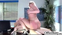 (julie cash) Office Girl With Big Tits In Hard Sex Scene mov-20 preview image